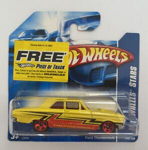 2007-HOTWHEELS-FORD-Thunderbolt-American-Muscle-molto-RARO-Nuovo-di-zecca