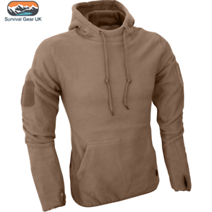 Viper-Tactical-Mens-Hoodie-Warm-Fleece-Army-Military-Polar-Gym-Sweater-Coyote