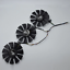 thumbnail 3 - Graphics Video Card Cooler Fan Replacement For ASUS Strix GTX 1000 Series 4-6Pin