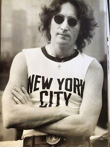 John Lennon New York Poster 24x36