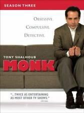 Monk - Season 3 (DVD, 2005, 4-Disc Set)