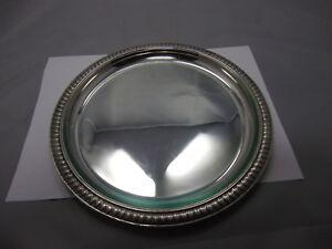 Visitenkarten-Tablett-Sterling-Silber-925-punziert-Gebr-Kuhn-Akanthus-Dekor
