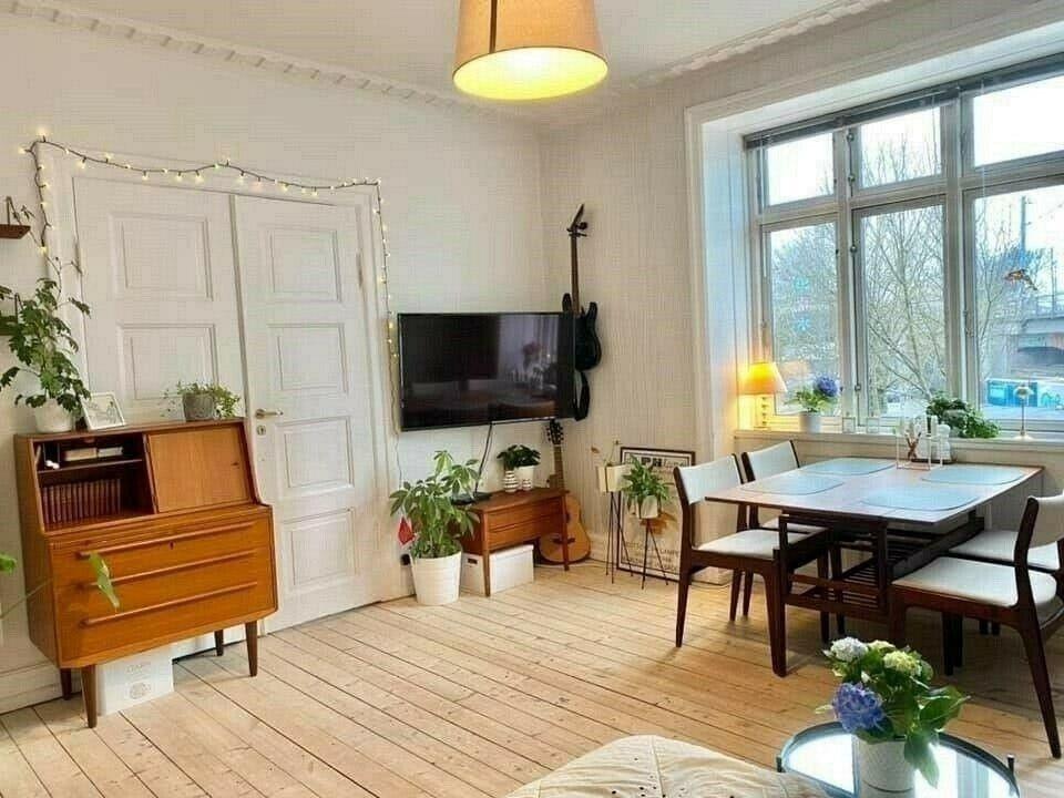 2000 3 vær. andelslejlighed, 96 m2, Nordre Fasanvej 192 1.