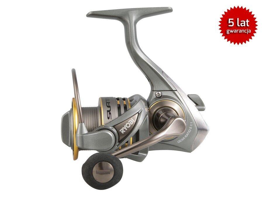 Ryobi Slam FD   front drag   SLM-1000 - SLM-5000   spinning reel   mulinello