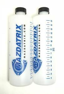 Details about 2 16OZ  MAZDATRIX MIXING BOTTLES - PREMIX NOT INCLUDED (FREE  SHIPPING)