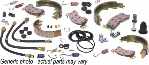 1969-70 Pontiac A Body Standard Brake Rebuild Kit power disc