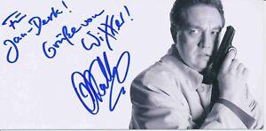 Hell Oliver Kalkhofe Tv Autogrammkarte Original Signiert 378995 Wir Nehmen Kunden Als Unsere GöTter Tv