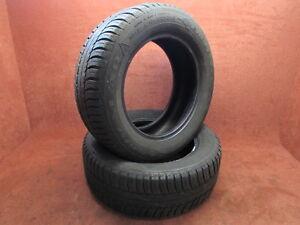 2x-Ganzjahresreifen-Reifen-Goodyear-Vector-215-60-R16-99H-2009-Profil-4-5-mm