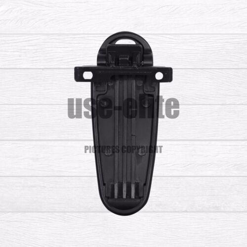 KBH-12 Belt Clip for KENWOOD NX220 NX320 NX420 NX220E NX320E Handheld