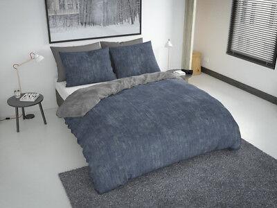 Bettwaren, -wäsche & Matratzen 2 Sets Baumwollbettwäsche In Wendeoptik Sondermaß 220*144/60*70 Bettwäschegarnituren