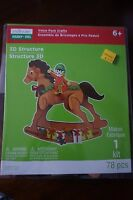Creatology Holiday 3d Structure Kid's Craft 78 Pieces