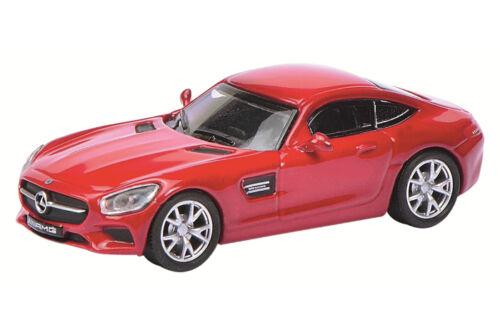 Mercedes-Benz AMG GT S rot Art.-Nr 452620400 Schuco H0 Modell 1:87