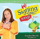 Signing Time, Vol. 1-3 by Rachel Deazvedo (CD, 2002, Two Little Hand Productions)