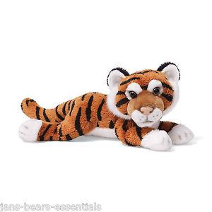 """Gund - GUNDimals - Brown Tiger Beanbag - 8"""""""