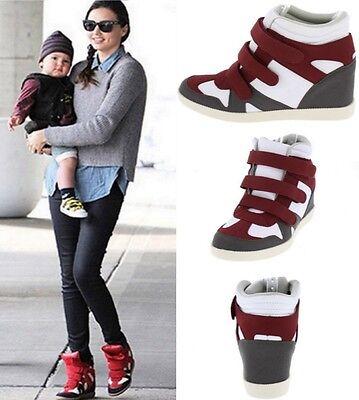 JustFab Women Fashion Shoes High Top