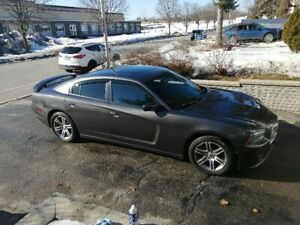 2013 Dodge charger.