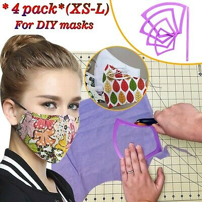Cloth Face Masks In Black   Reusable Mask With Elastic