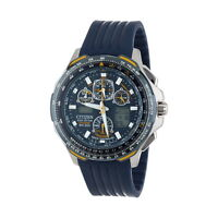 Citizen Eco-Drive Men's JY0064-00L Blue Angels Skyhawk Atomic Watch
