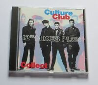 "CULTURE CLUB - 12"" INCH MIXES PLUS - EU 14 TRK CD - BOY GEORG"