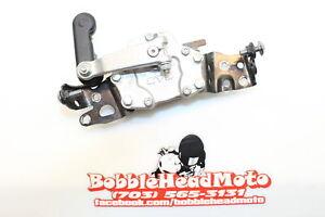 08-17 Honda Cbr1000rr Oem Steering Damper Stabilizer 53700-mfl-013 E8