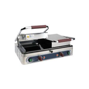 Encimera-de-cocina-de-ceramica-doble-barra-lisa-panini-RS3071