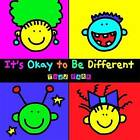 It's Okay to be Different by Todd Parr (Paperback, 2009)