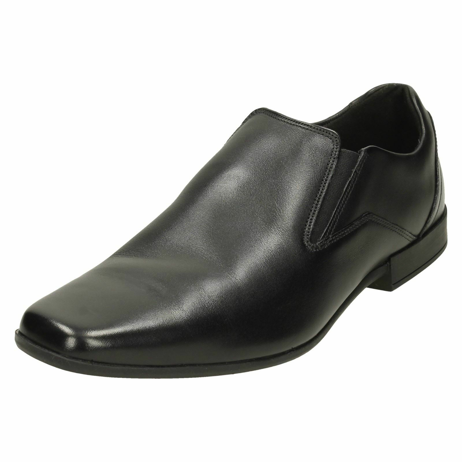 Mens Clarks Formal shoes Glement Slip