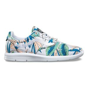 f500026c33 VANS ISO 1.5 (Tropical Leaves) True White UltraCush Trainer Shoes ...