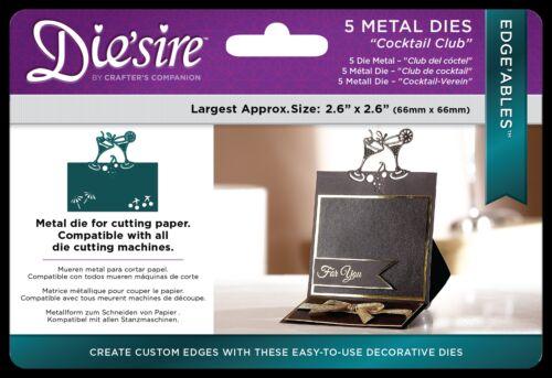 Totalmente Nuevo-Gratis Reino Unido P/&p Crafters Companion Hobby edge/'ables