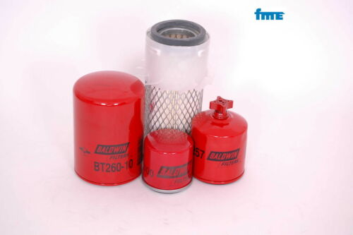 Filter Set Bobcat 320, 322 Kubota Engine D 722 Filter