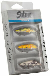 SALMO-NEW-TROUT-Pack-3-x-Lures-QMP008