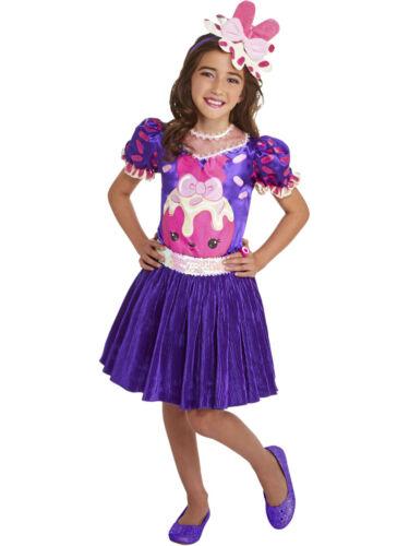 Num Noms Raspberry Cream Cupcake Num Deluxe Girls Costume