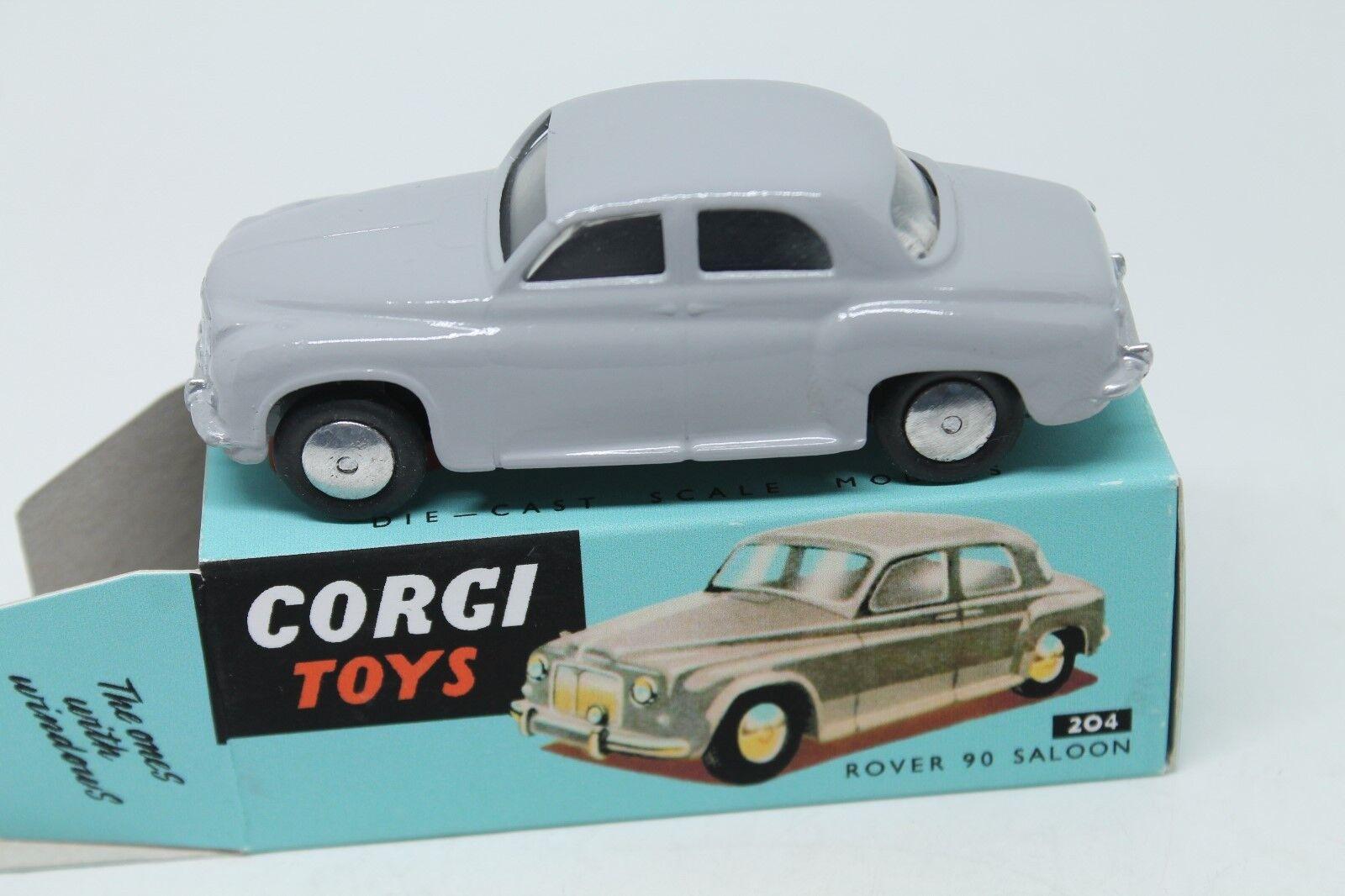 Corgi toys 204  Rover 90  1 43