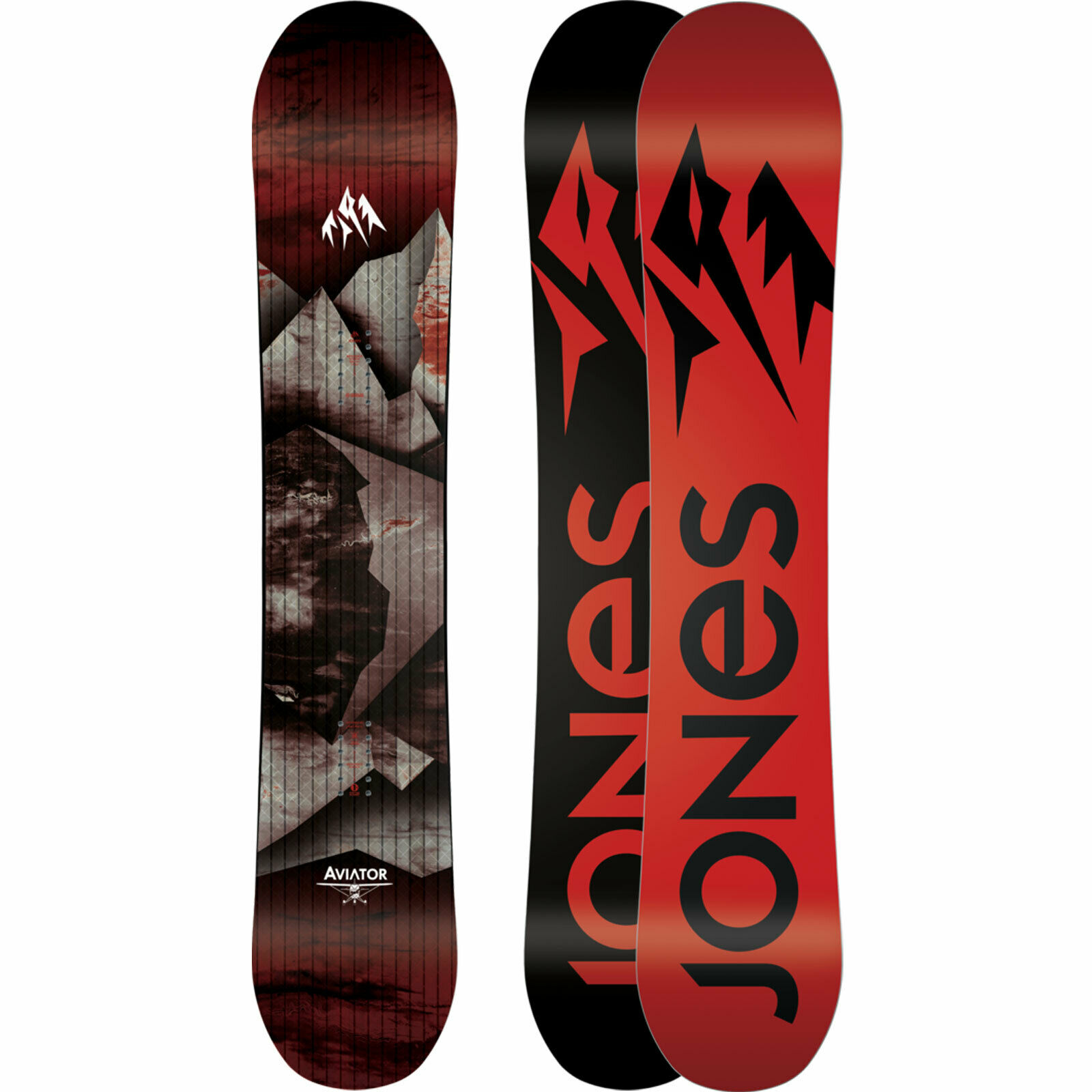 Jones Aviator Men's Snowboard all Mountain Freestyle Freeride 2019 New   retail stores