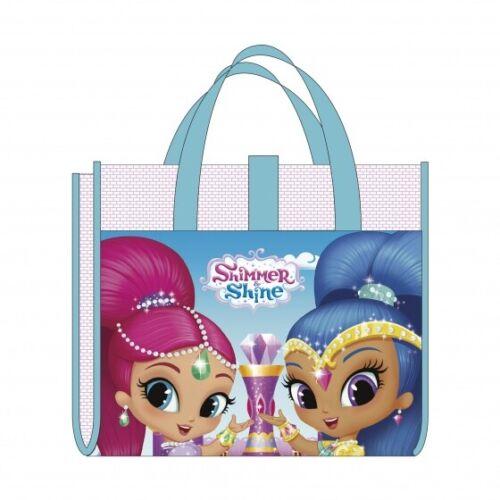 Nickelodeon playa bolso y maletero Shimmer and Shine 150 cm de color rosa