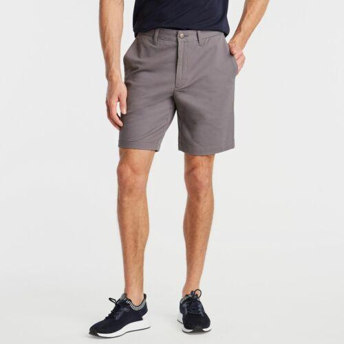 "Nautica Mens 8.5/"" Classic Fit Twill Deck Short"