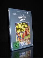 DVD WESTERN LEGENDEN 22 - WESTERN UNION - ROBERT YOUNG + RANDOLPH SCOTT * NEU *