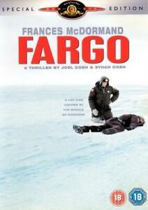 Fargo (DVD / Edizione Speciale/Frances Mcdormand / Joel Coen 1996)