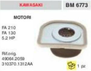 11013.2132 Filtre À Air Moteur Kawasaki Fe170g Fe 170 G 126x50x60 Phoysbv0-10113422-884343216