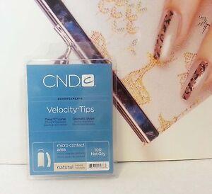 Image Is Loading 100 Creative Nails Design Cnd Velocity Natural Nail