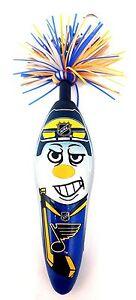 NHL St. Louis Blues Kooky Klicker Kollectible Pen Clip Authentic Kollection 2