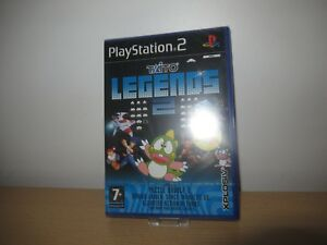 Taito-Legends-2-Sony-Playstation-2-PS2-Neuf-et-Scelle-D-039-Origine-Version-Pal