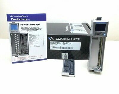 NEW AUTOMATION DIRECT P3-HSI HIGH SPEED MODULE PRODUCTIVITY3000 *SEALED BOX
