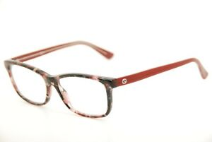 1b38bb769f7d New Authentic Gucci GG 3723 HMW Bordeaux Marble 52mm Frames Italy ...