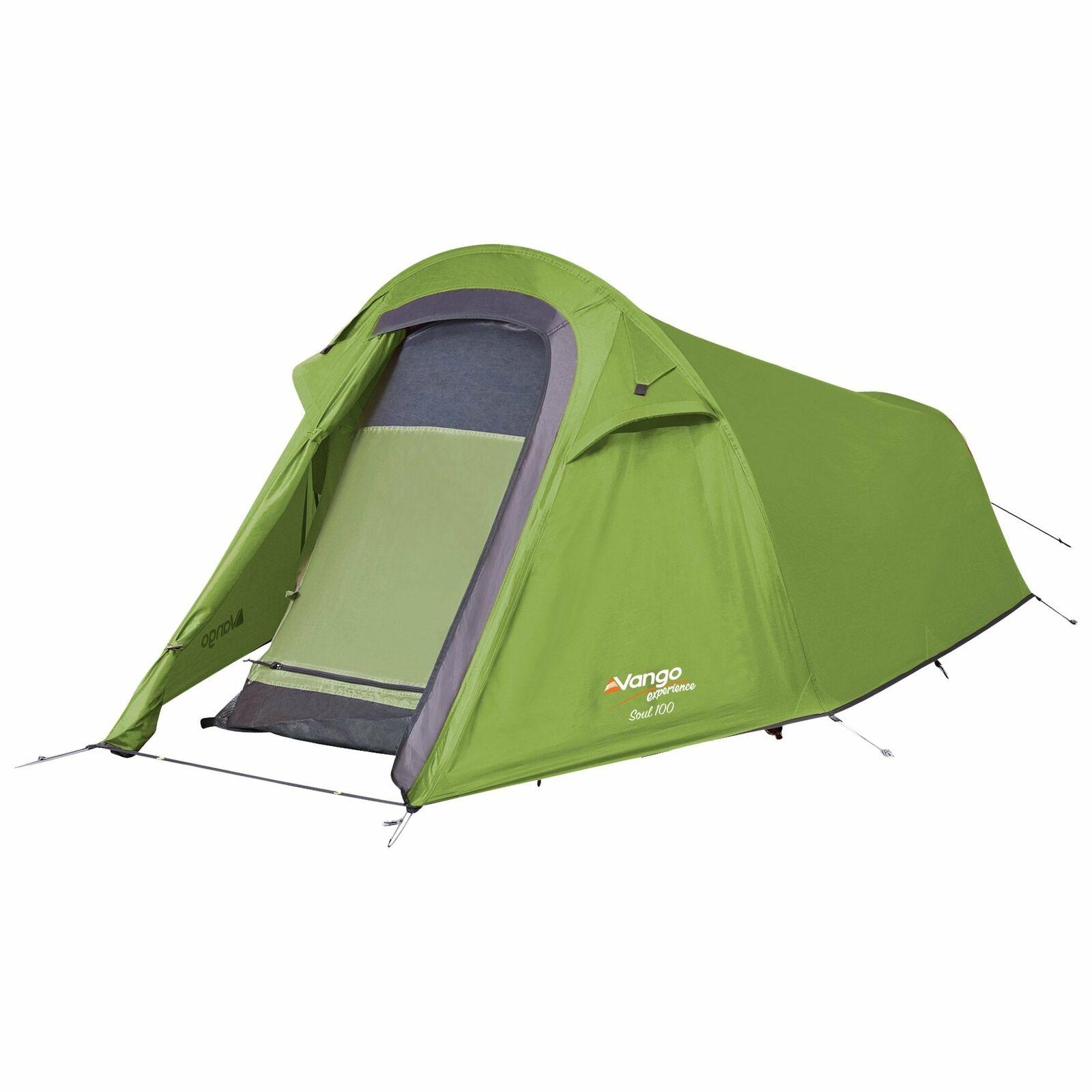 Vango Soul 100 1 Person Tent - Grün