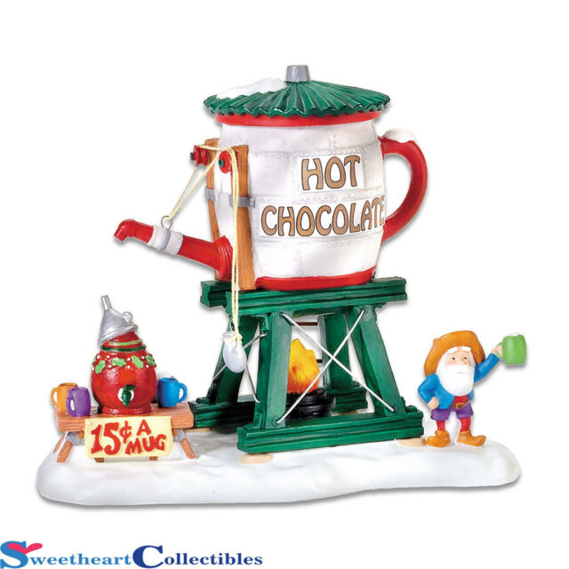 Department 56 North Pole Hot Chocolate Tower 56872