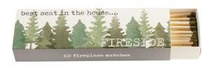 "Mud Pie H9 Christmas Tree Farm Home Kitchen 4.5/"" Matches 42600430"