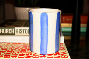 Vintage Mid Century Modern /Hollywood Regency Ceramic Pottery / Vase /Planter