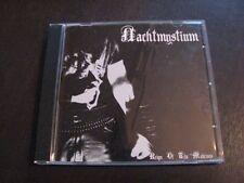 NACHTMYSTIUM - Reign Of The Malicious CD Reissue COBALT TWILIGHT KRIEG LEVIATHAN