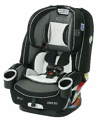 Graco Baby 4Ever DLX 4-in-1 Convertible Car Seat Infant Chil
